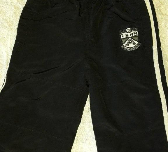 Спортивные штаны на подкладке place (12). Фото 1.