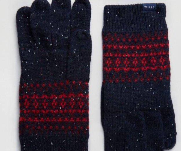 Jack wills шерстяные перчатки. Фото 1. Томск.