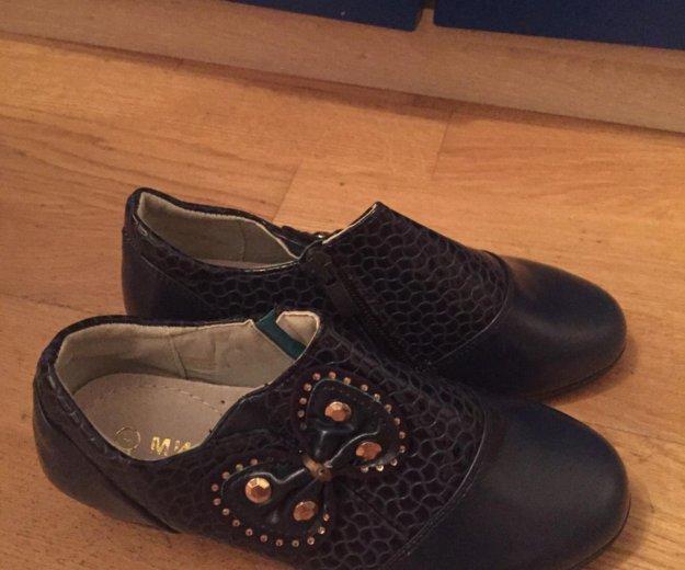 Туфли для девочки. Фото 1. Балашиха.