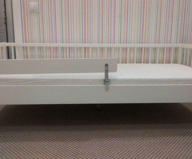 Кровать подростковая икея. Фото 1. Протвино.