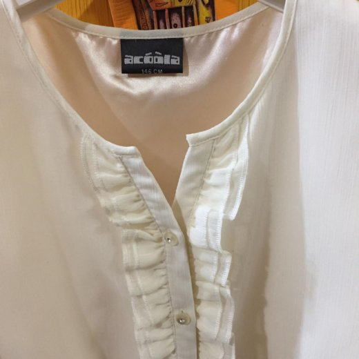 Блузка для девочки. Фото 2. Екатеринбург.