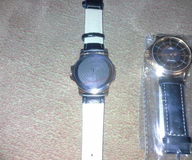 Часы наручные кварцевые yazole. Фото 4. Мытищи.