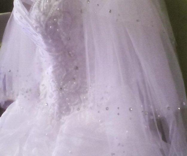 Платье свадебное. Фото 1. Липецк.
