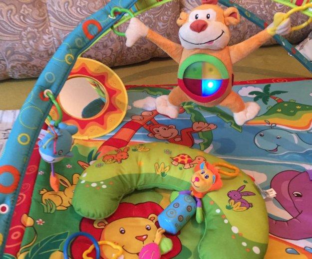 Развивающий коврик tiny love. Фото 3. Коммунарка.