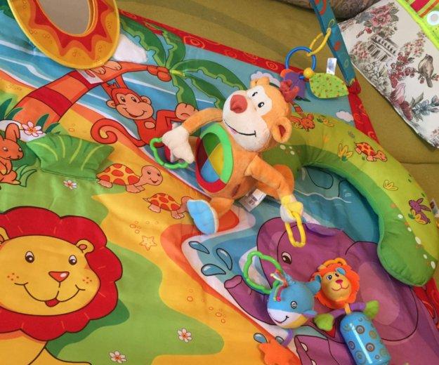 Развивающий коврик tiny love. Фото 4. Коммунарка.