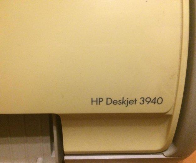 Принтер hp deskjet 3940. Фото 2. Москва.