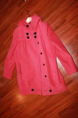 Деми пальто 50 размер. Фото 1. Тюмень.