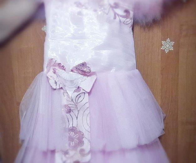 Новогоднее платье для девочек. Фото 1. Новомосковск.