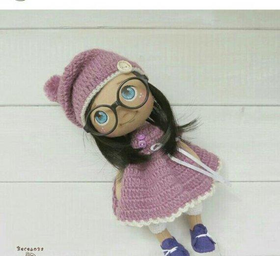 Текстильные куколки. Фото 1. Ногинск.