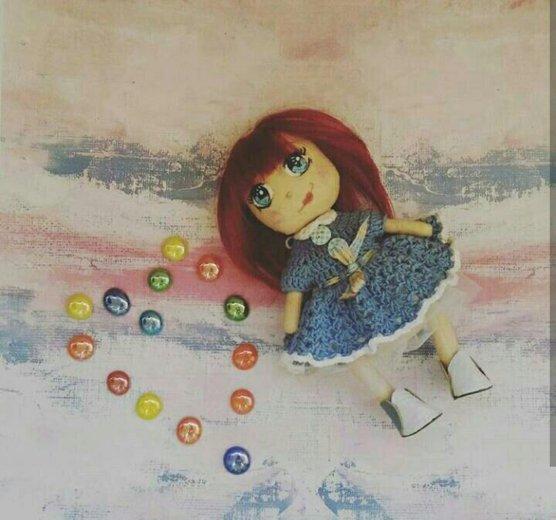 Текстильные куколки. Фото 4. Ногинск.