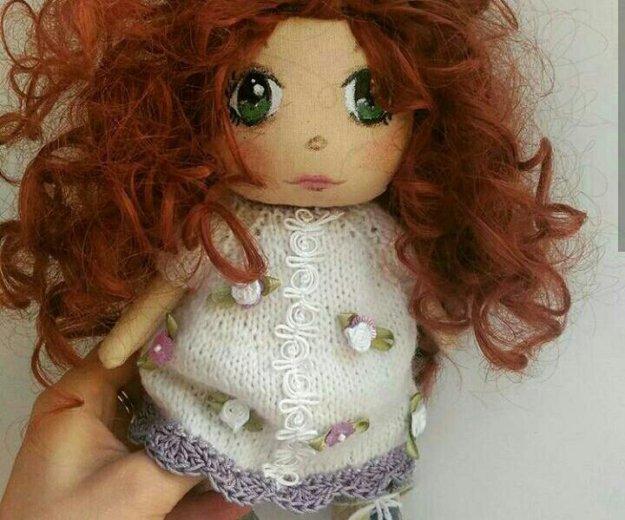 Текстильные куколки. Фото 2. Ногинск.
