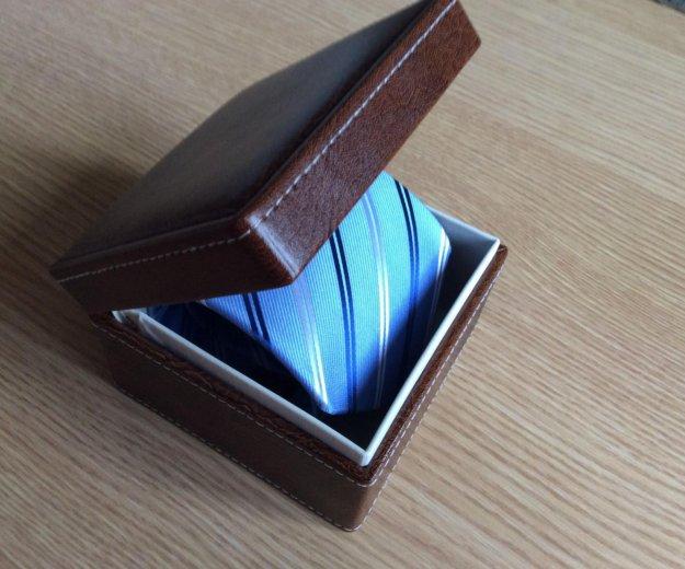 Мужской галстук, новый. Фото 1. Москва.