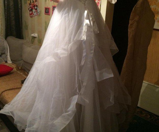 Свадебное платье. Фото 3. Кострома.