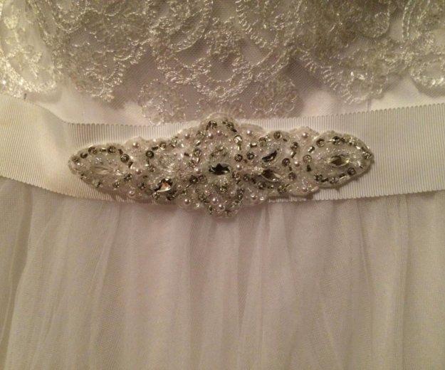 Свадебное платье. Фото 1. Кострома.