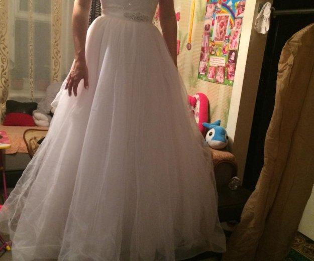 Свадебное платье. Фото 4. Кострома.
