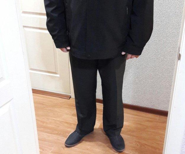 Куртка -пальто с тёплой подстёжкой.. Фото 1. Краснодар.
