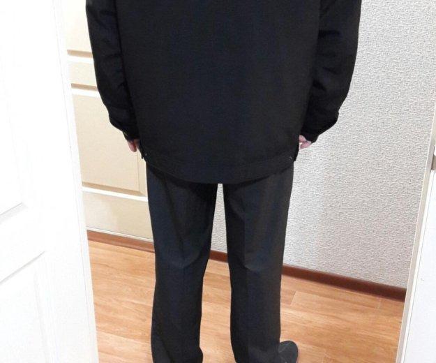Куртка -пальто с тёплой подстёжкой.. Фото 2. Краснодар.