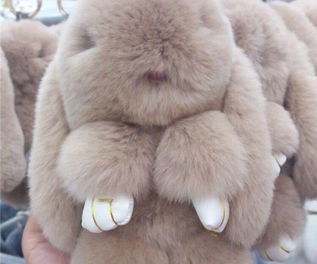 Меховые зайцы. Фото 3. Новосибирск.