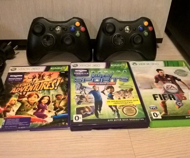 Xbox 360. Фото 3. Гатчина.
