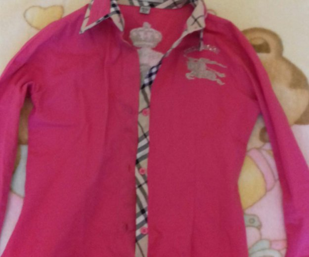 Рубашка для девочки.  размер 110-116. Фото 3. Екатеринбург.