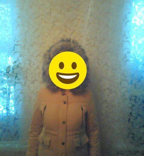 Куртка женская пуховик-парка. Фото 3. Казань.