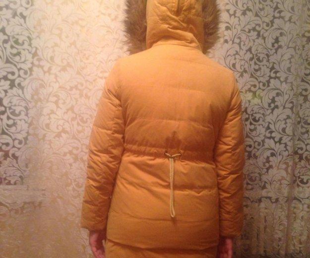 Куртка женская пуховик-парка. Фото 2. Казань.