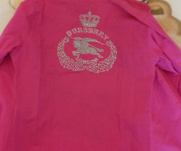 Рубашка для девочки.  размер 110-116. Фото 4. Екатеринбург.