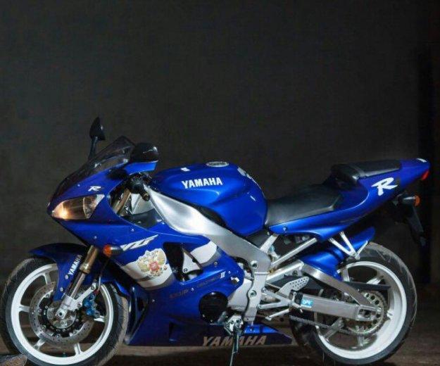 Yamaha r1. Фото 1. Ярославль.