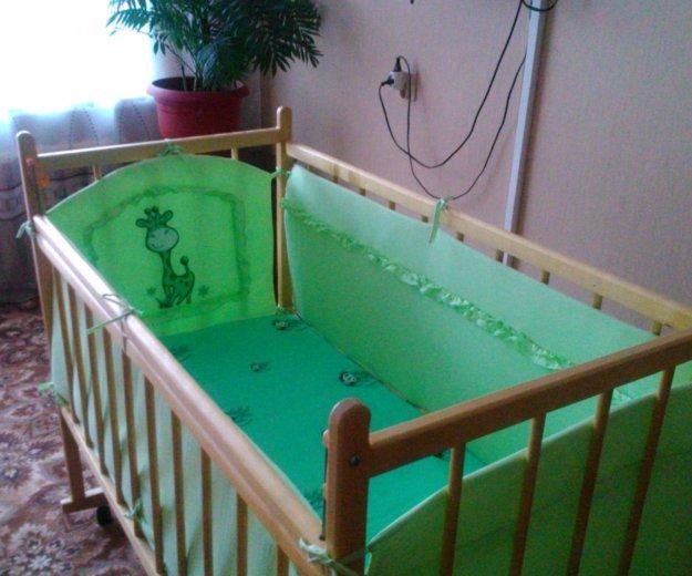 Кроватка детская. Фото 1. Екатеринбург.