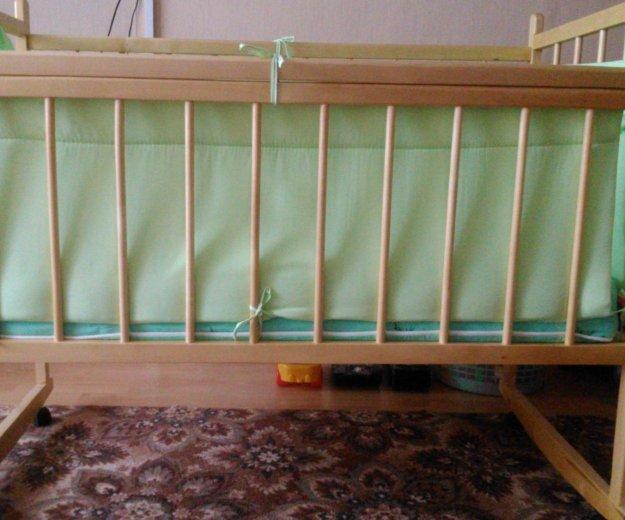 Кроватка детская. Фото 3. Екатеринбург.