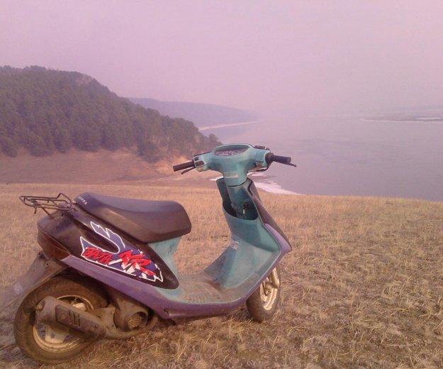 Honda dio. Фото 1. Иркутск.