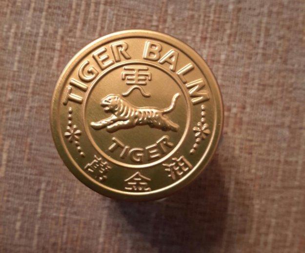 Бальзам тайский тигр. Фото 2. Москва.