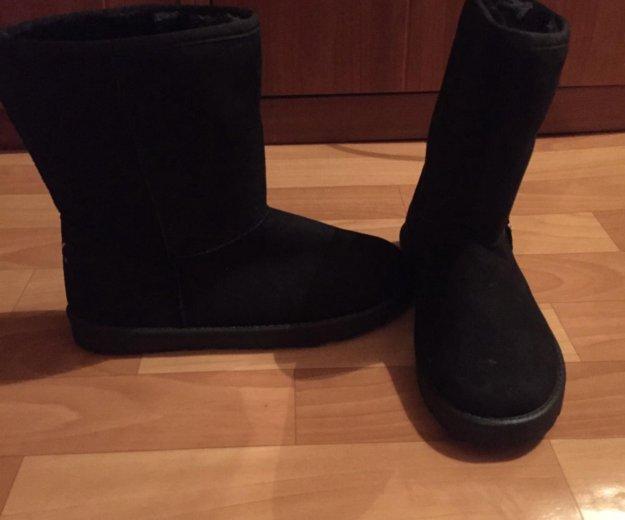 """Обувь (""""плюшевые"""" угги). Фото 3. Развилка."""