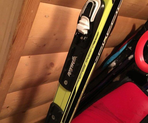 Продам новые детские лыжи. Фото 4.