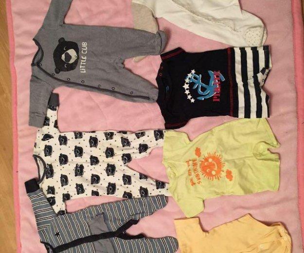 Пакет детской одежды. Фото 1. Троицк.
