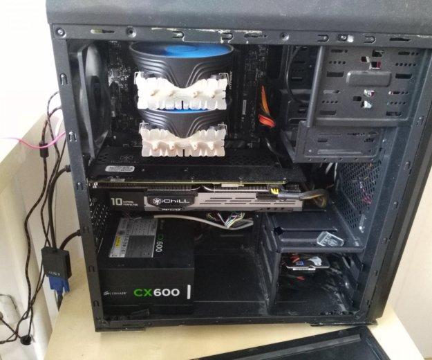 Игровой компьютер. Фото 1. Щёлково.
