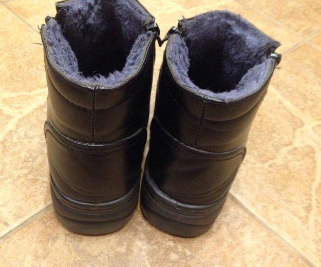 Ботинки зимние 38 размер. Фото 3. Москва.