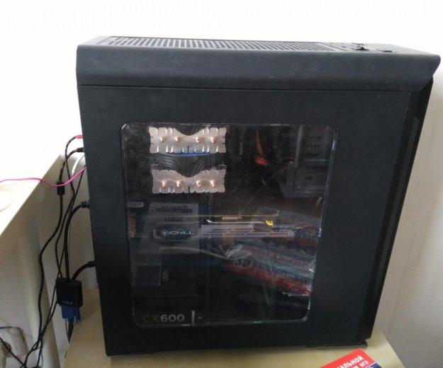 Игровой компьютер. Фото 3. Щёлково.