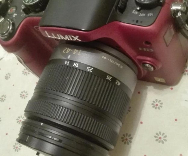 Фотоаппарат panasonic lumix dmc-g2. Фото 1. Самара.