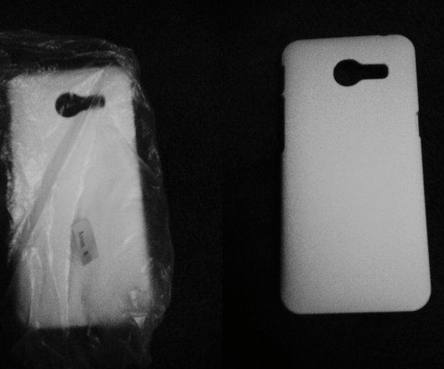 Чехол белый(25% скидка) на телефон абсолютно новый. Фото 3. Самара.