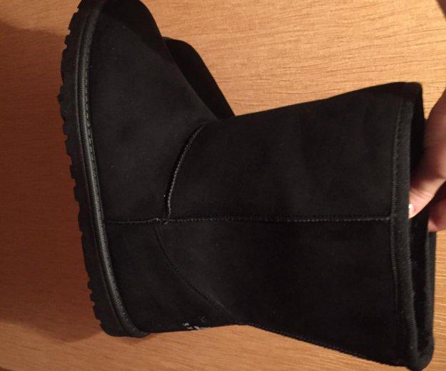 """Обувь (""""плюшевые"""" угги). Фото 4. Развилка."""