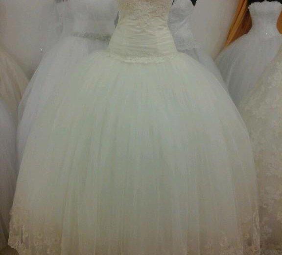 Свадебные платья новые. Фото 1. Ставрополь.