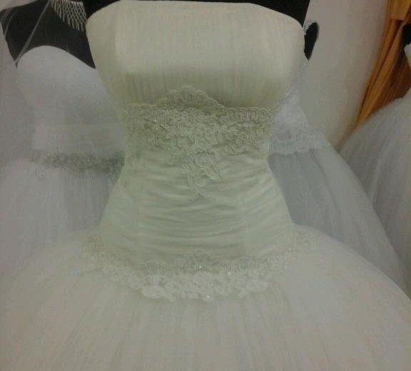Свадебные платья новые. Фото 2. Ставрополь.