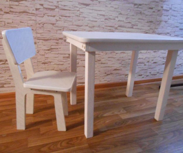 Стол и стульчик. Фото 2. Чебоксары.