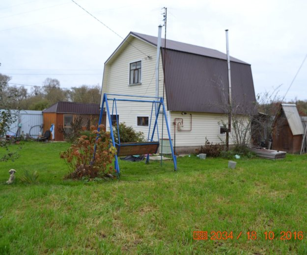 Земельный участок и домик.. Фото 1.