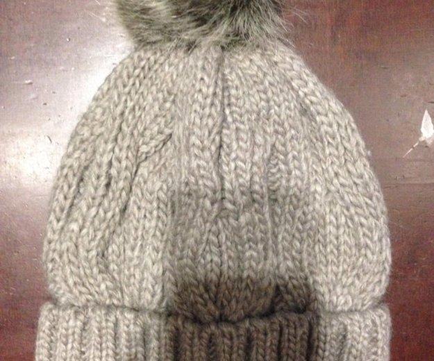 Зимняя шапка женская. Фото 1. Сургут.