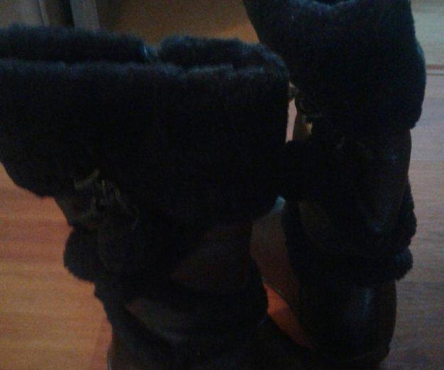 Сапожки зима. Фото 3. Курган.