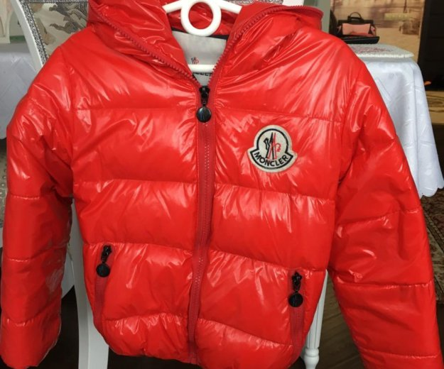 Зимняя куртка. Фото 1. Реутов.