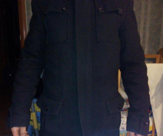 Пальто мужское утепленое. Фото 1. Пермь.