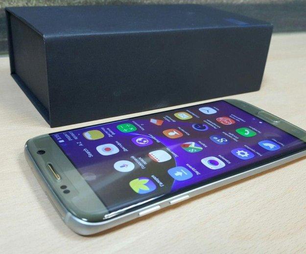 Samsung s7, s7 edge 32, 64, 128 gb. гарантия. Фото 2. Уфа.